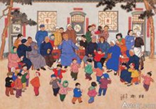 春节习俗——福建